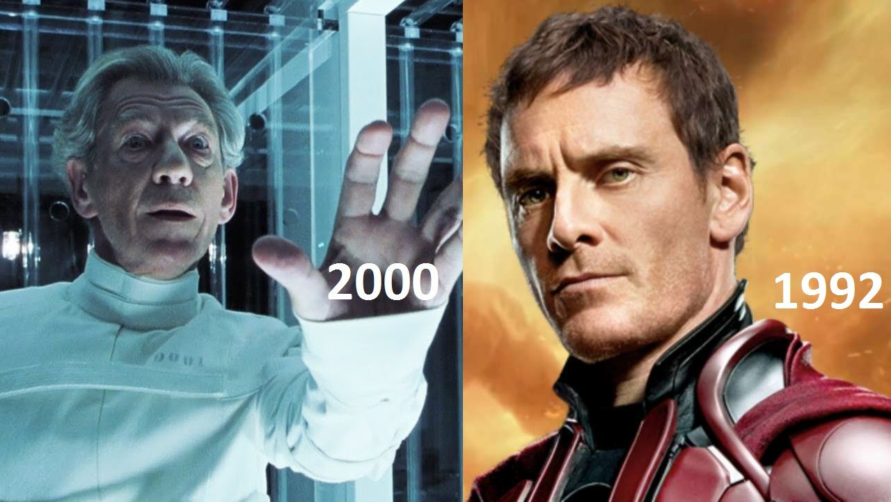 Its a rough 8 years for Magneto