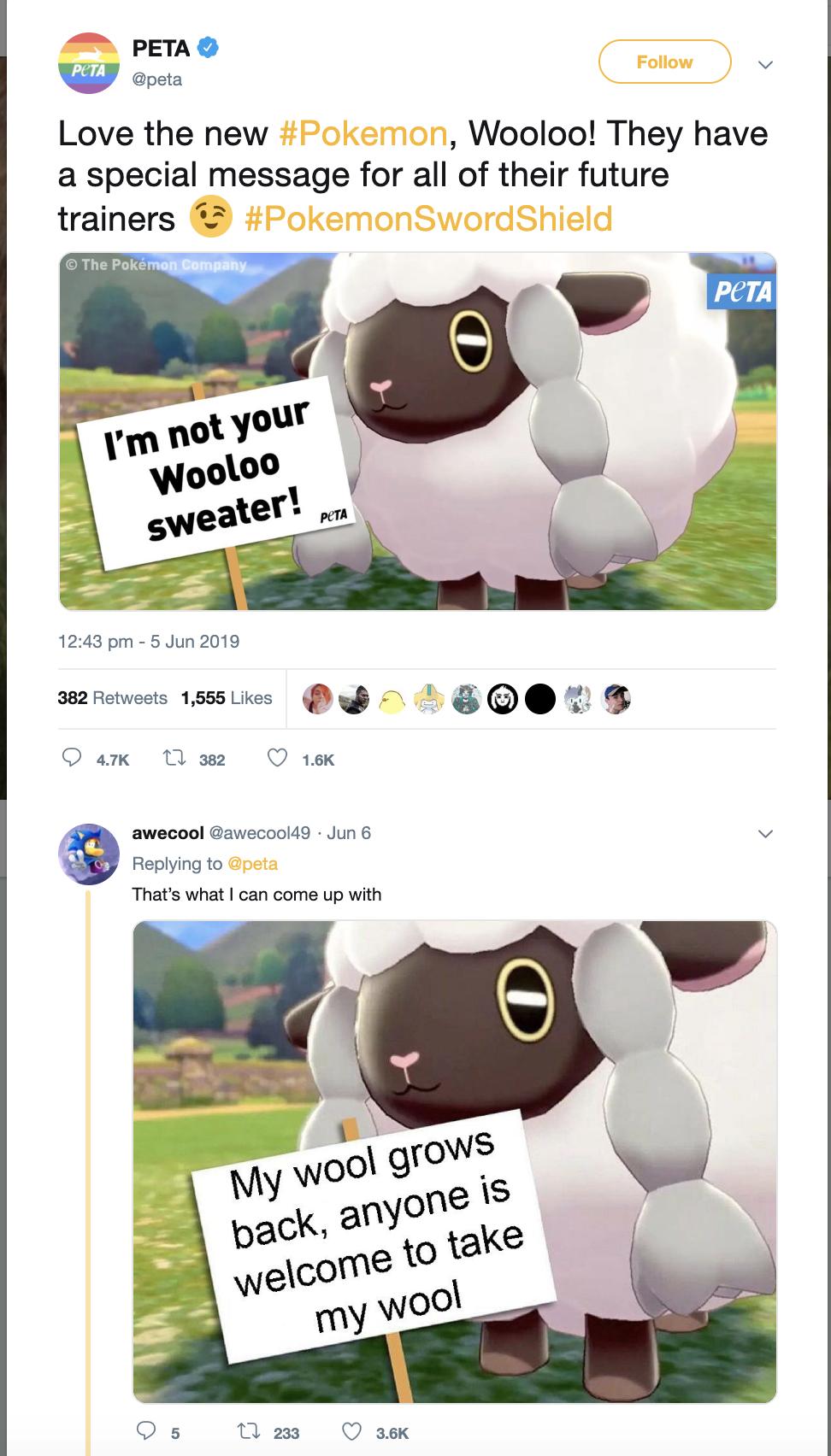 Wooloo