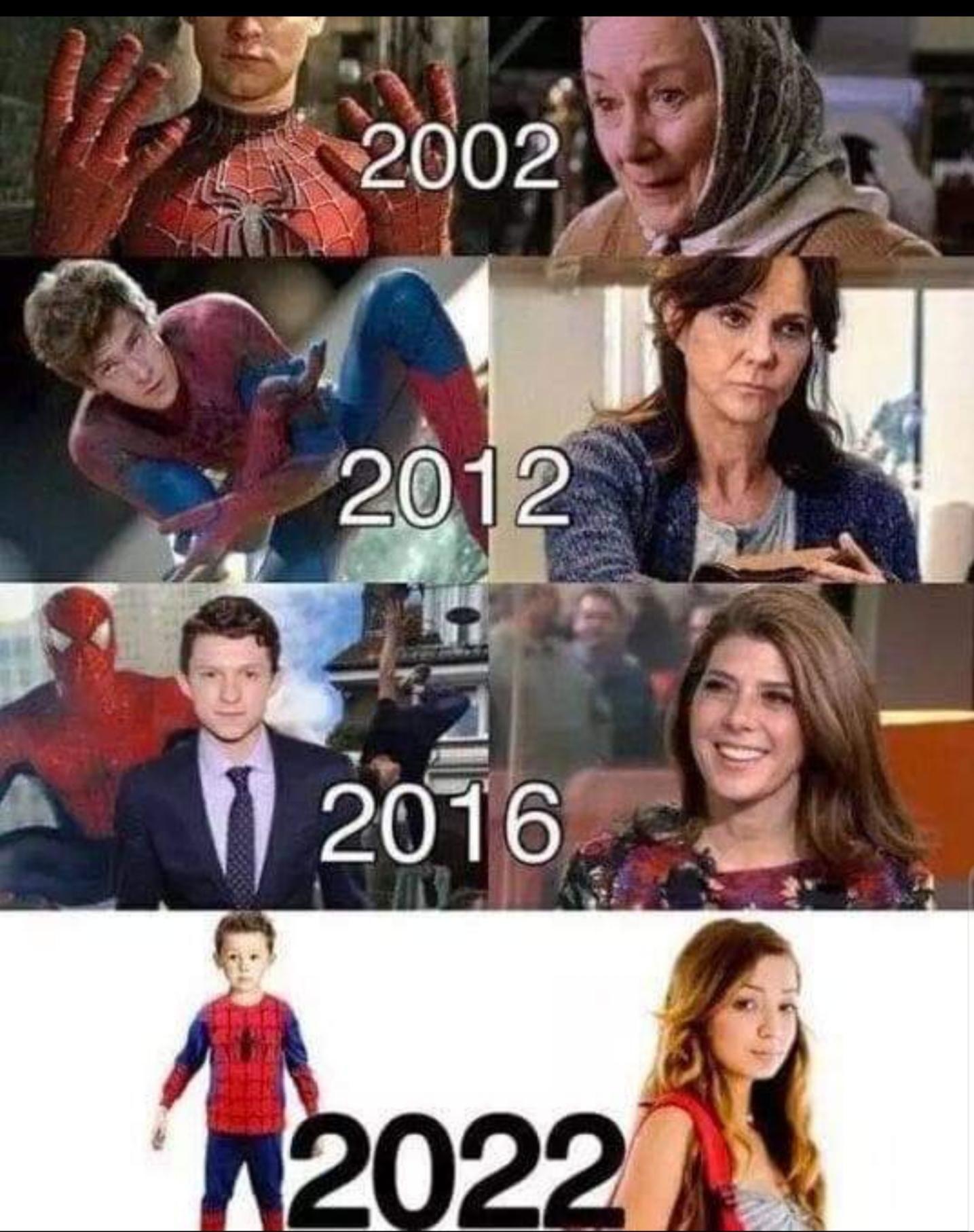 Future of Spiderman!