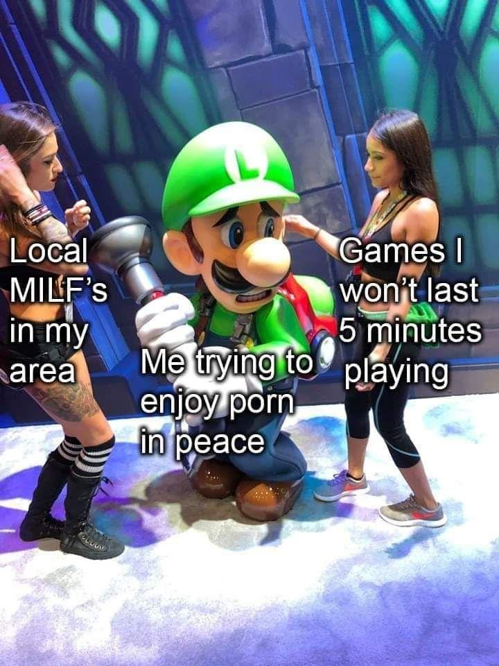 I cum in peace