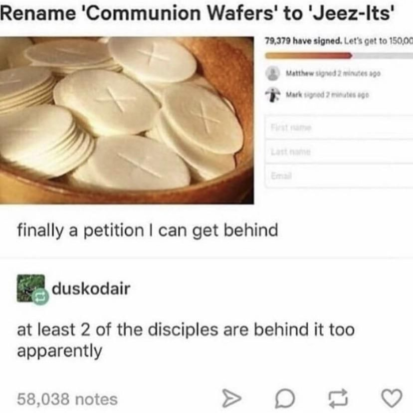 Catholic Cookies for everyone!