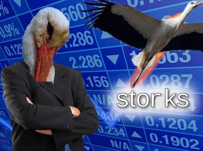 Storkposting