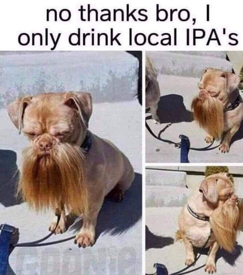 That beard tho