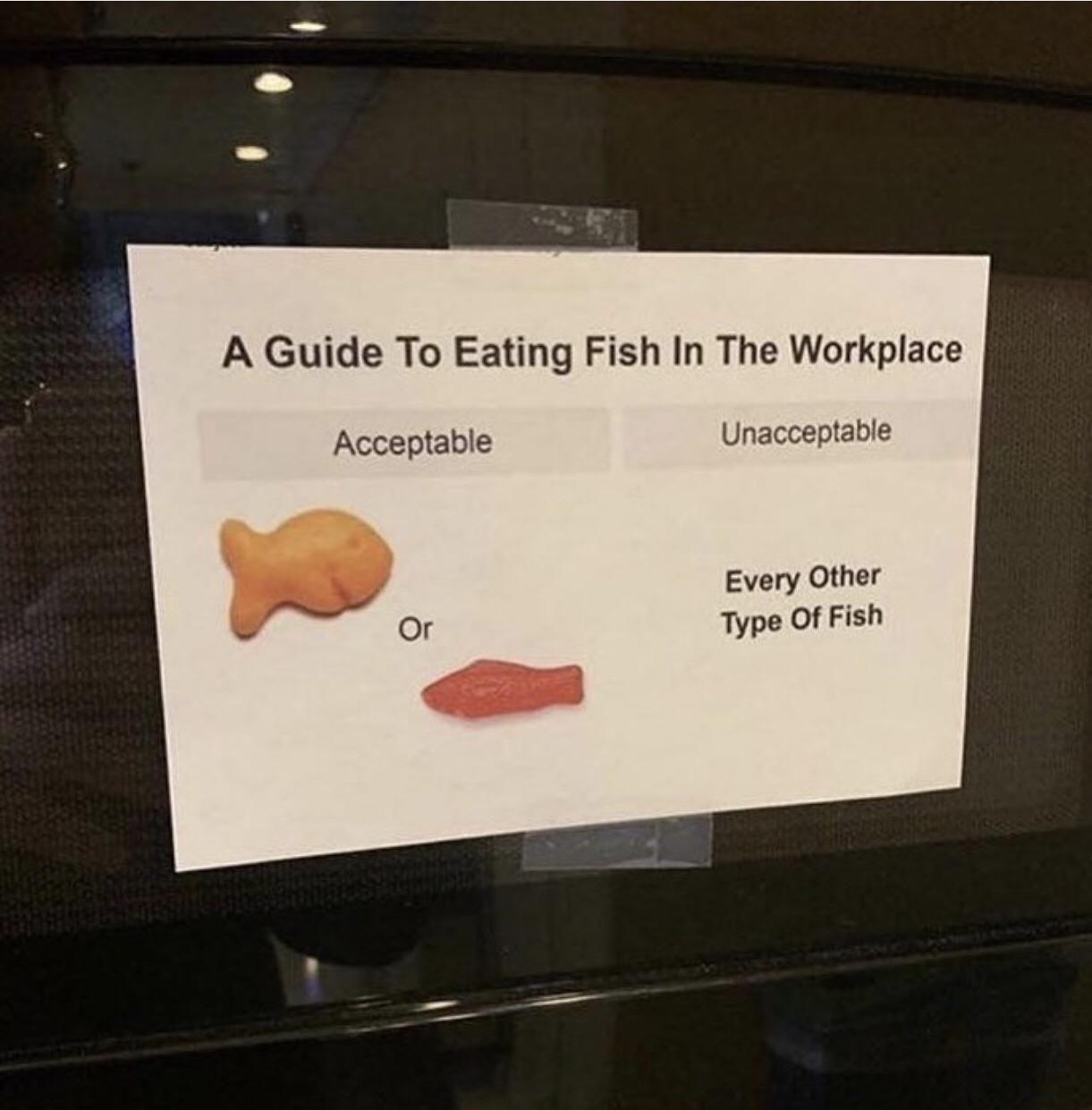 Seems fishy