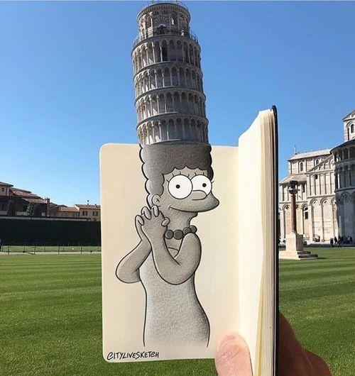 Large Simpson