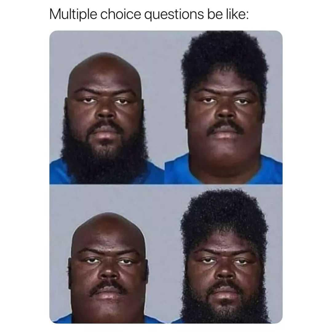 It's so hard to take a choice