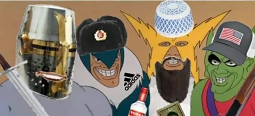 Me and the bois in any discord server
