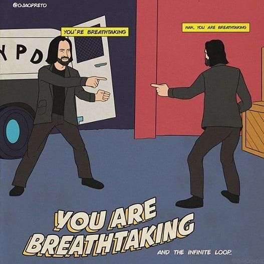 No your breathtaking