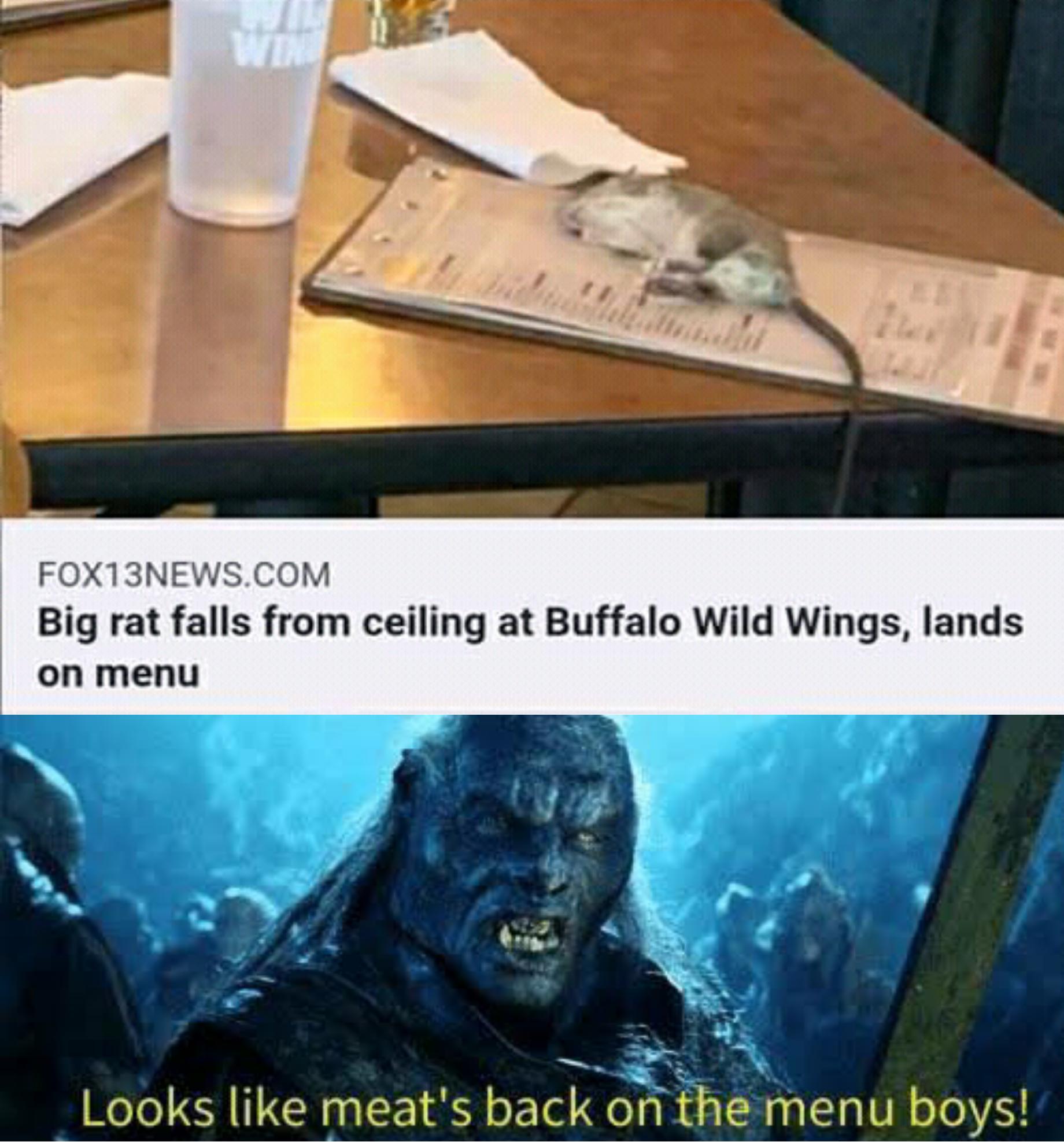 Finally some good ***ing food