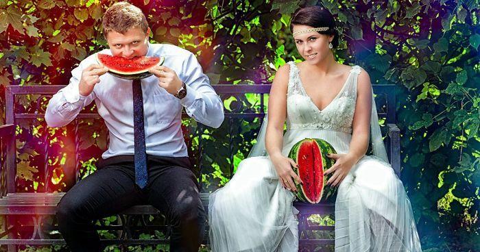 Russian Wedding Photo Album Gem
