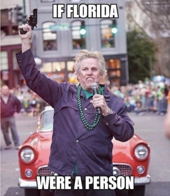 Quintessential Florida Man