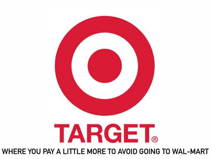 Love me some Target.