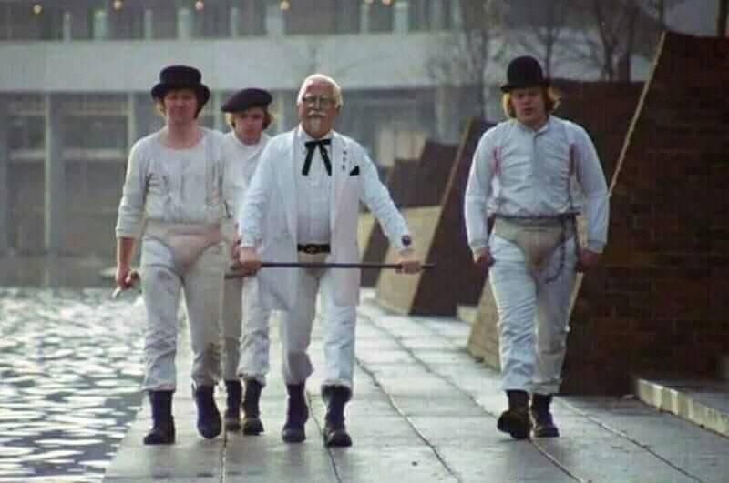 The Colonel and His Gang