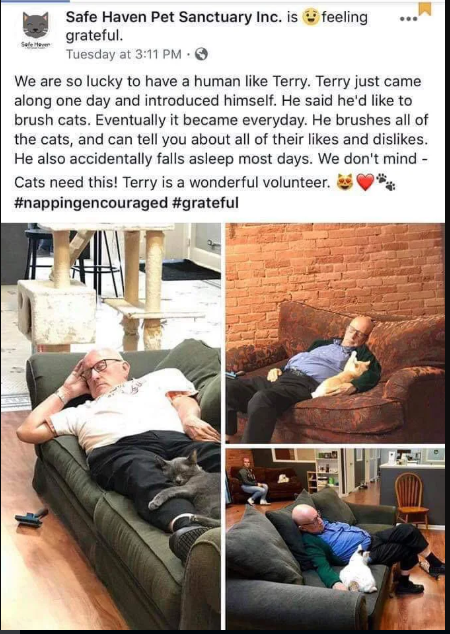 Terry is the best