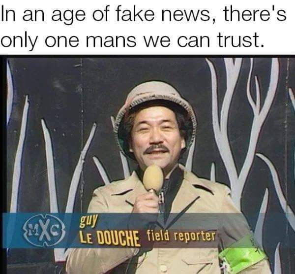 The greatest reporter of all time
