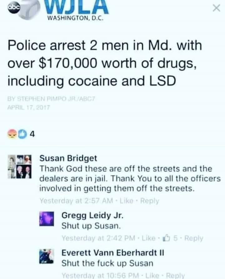 Friggin Susan...