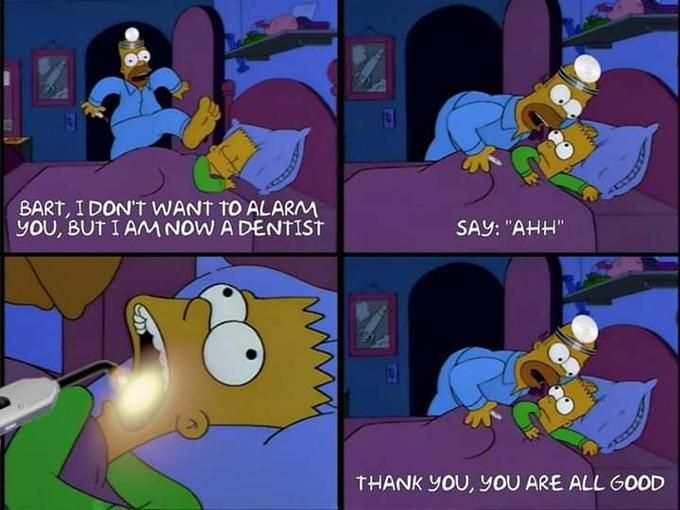Lisa need braces