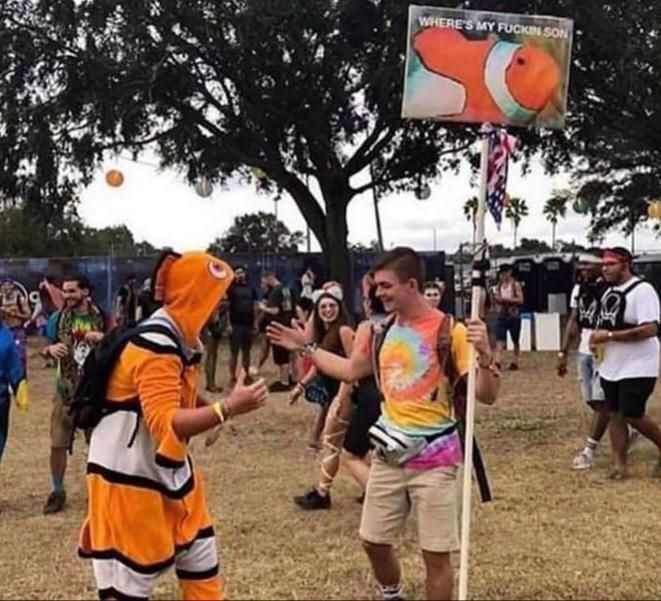 Best stuff happens at festivals