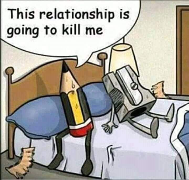 Relationships are hard