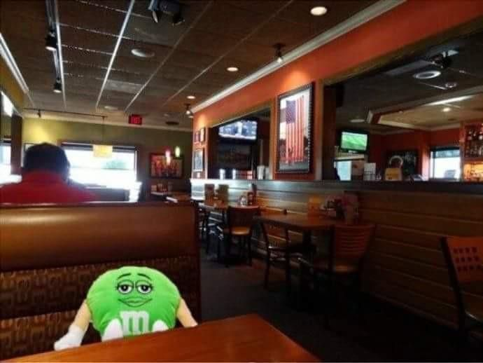 You jealous of my date?