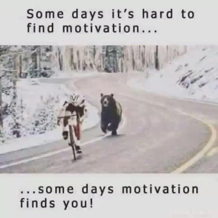True motivation!