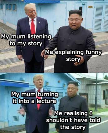 Mom pls