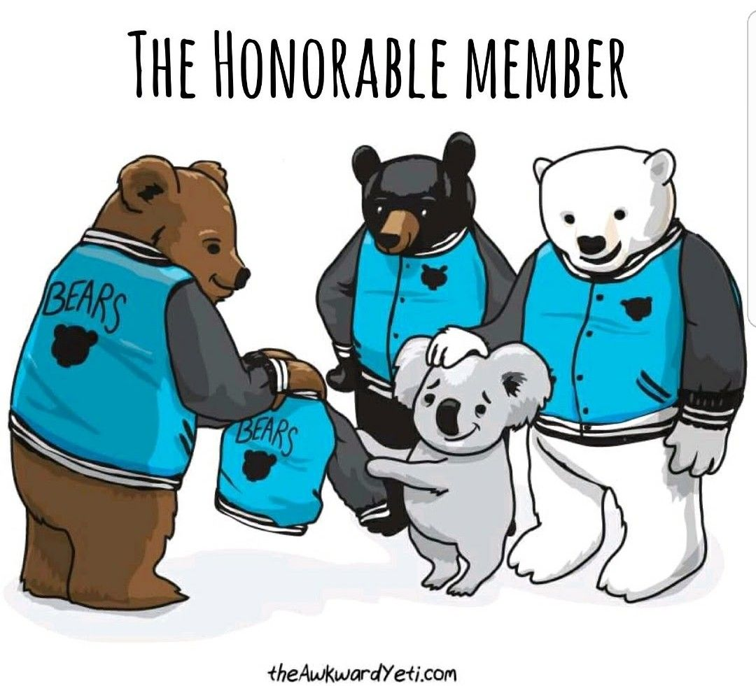 The honorable member