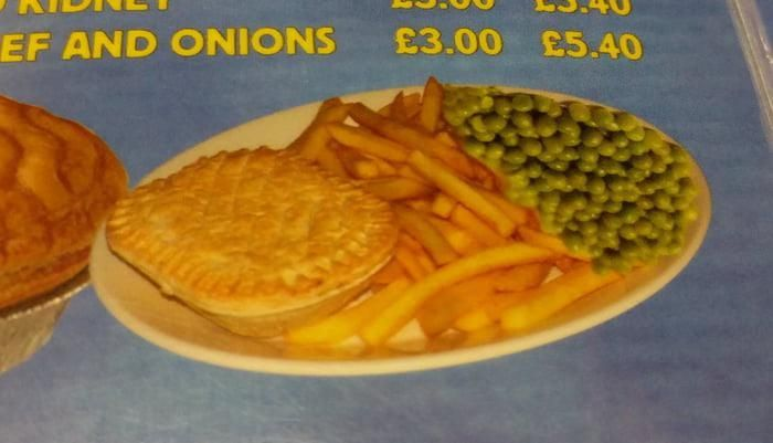 Why are those peas upside down???