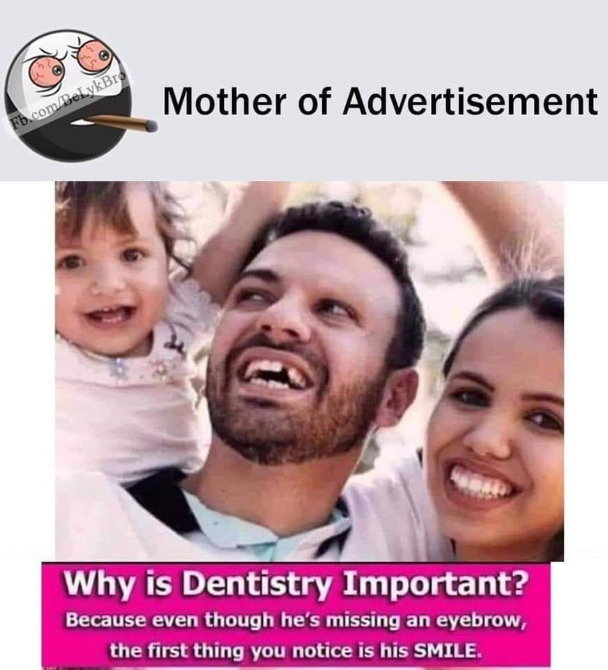 Mother of advertisements