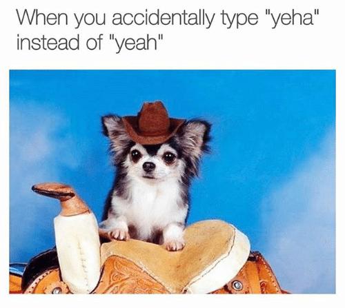 Howdy, pardner?