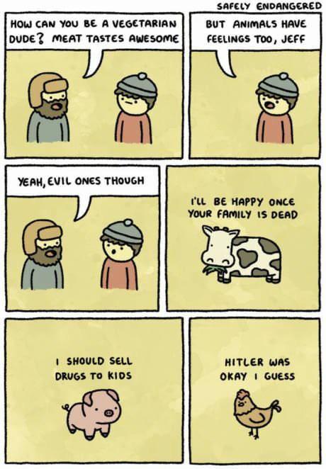 Evil buggers