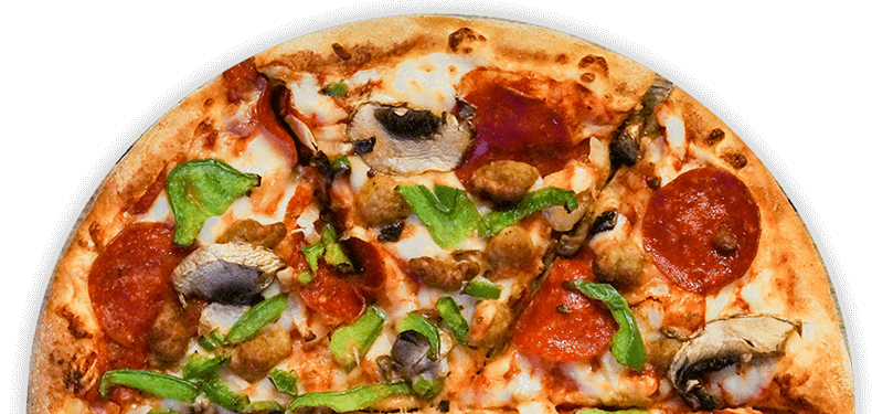What makes this pizza wholesome?