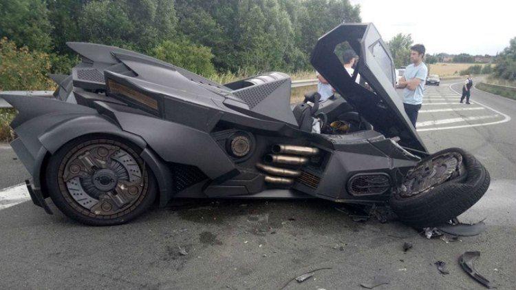 Turns out The Joker got away!