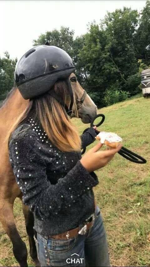 It's nice to know Sarah Jessica Parker wears a helmet.