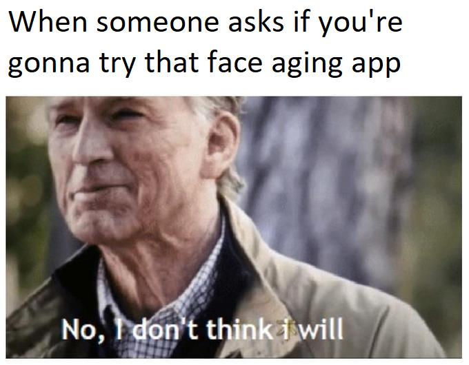 No thanks I'll keep my privacy