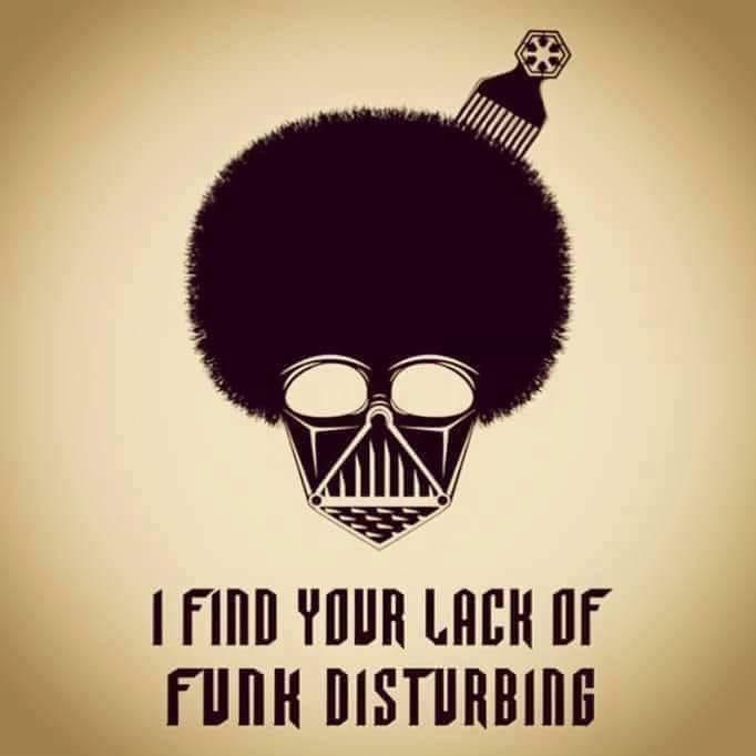 Darth Funky