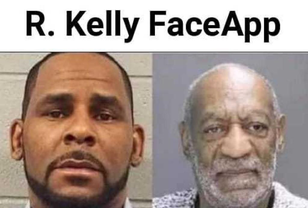 Everybody's using FaceApp these days