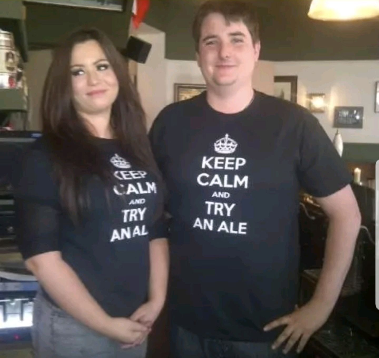 Try an Ale
