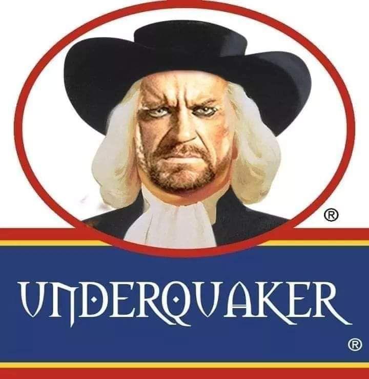 The Underquaker