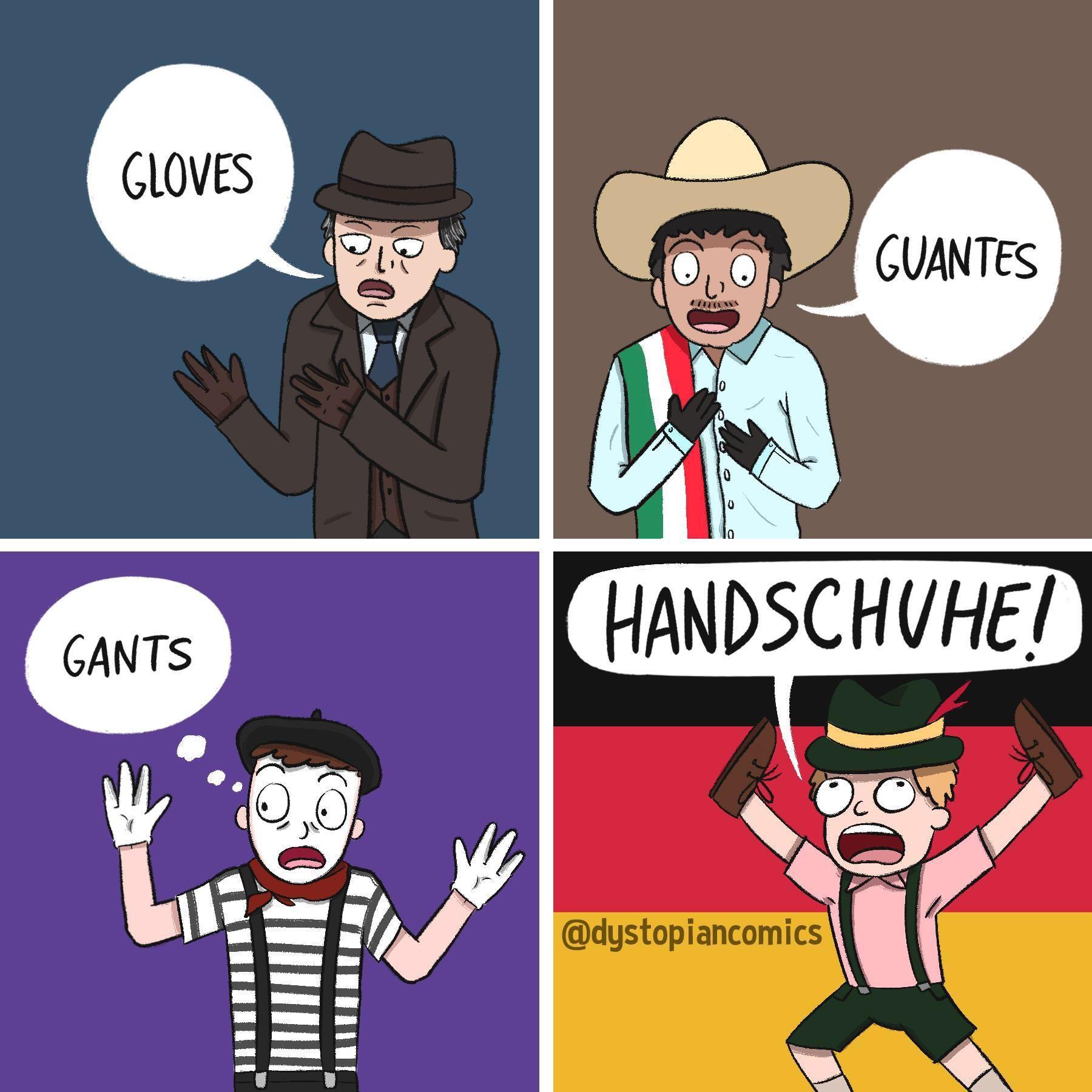 German Is Weird