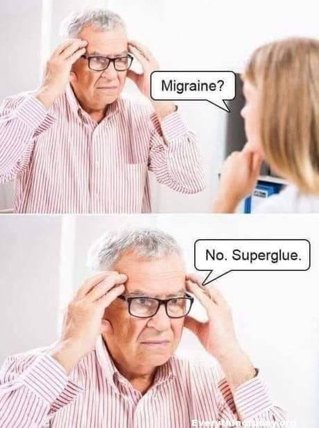 the struggles of superglue