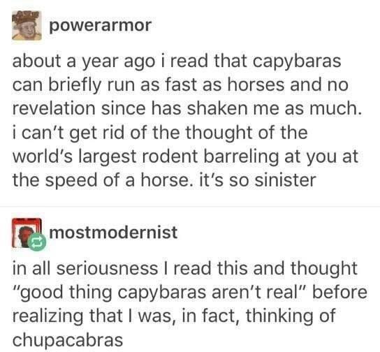 Frightening