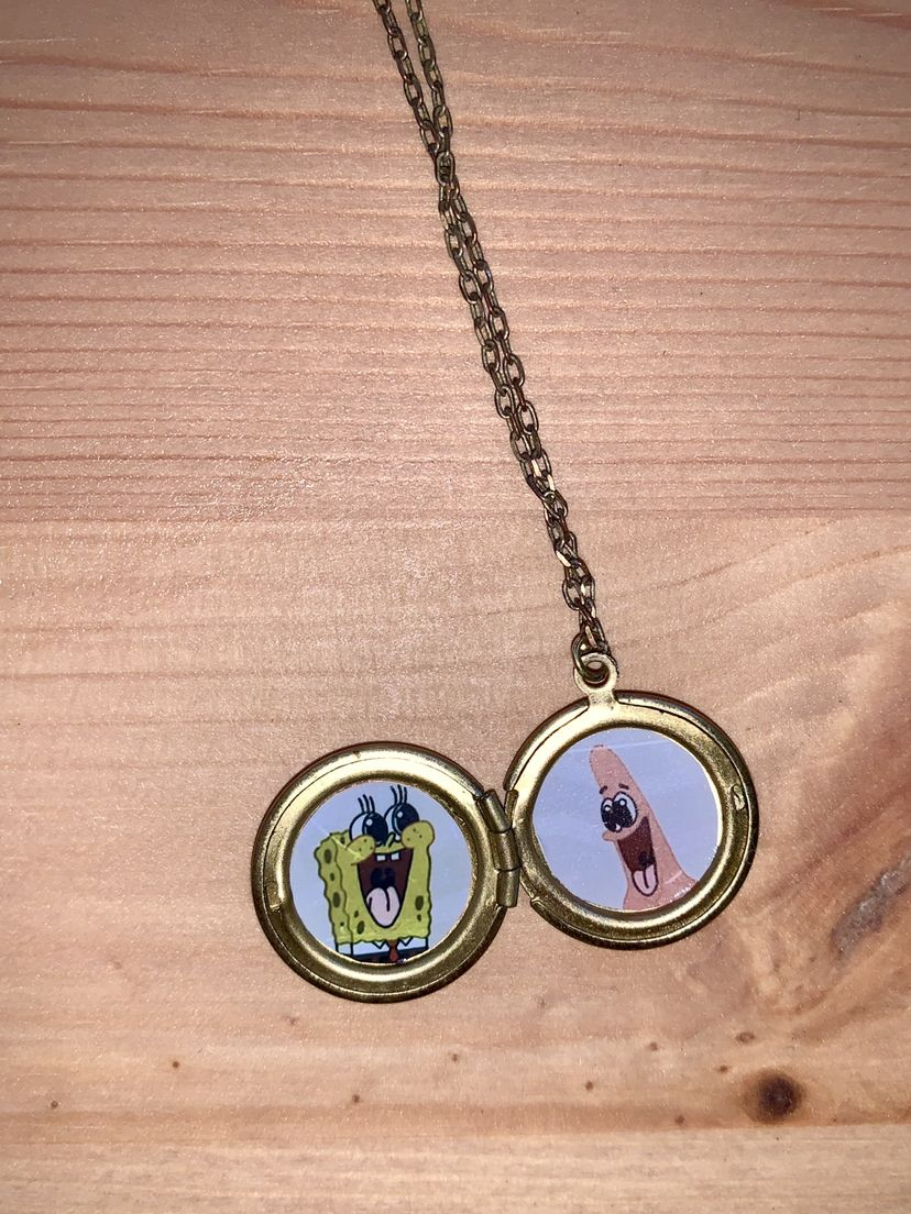 Nobody has ever asked me what's inside my locket
