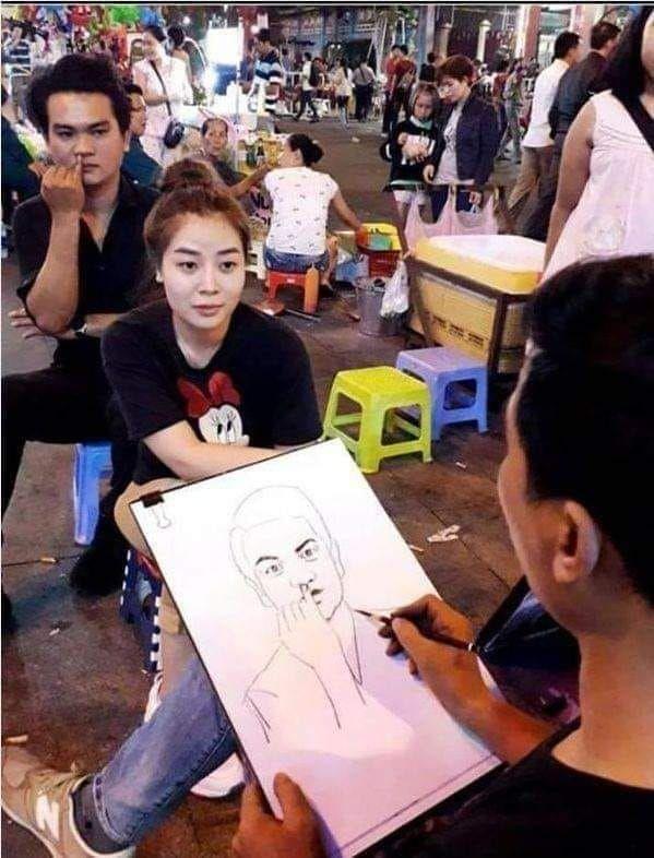 Great artist