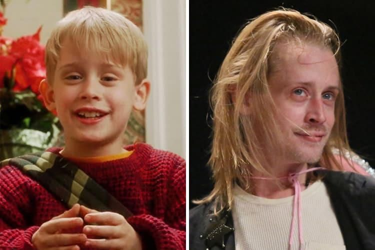 With Disney remaking Home Alone, they should have Macaulay Culkin act as a wet bandit or the kind old man