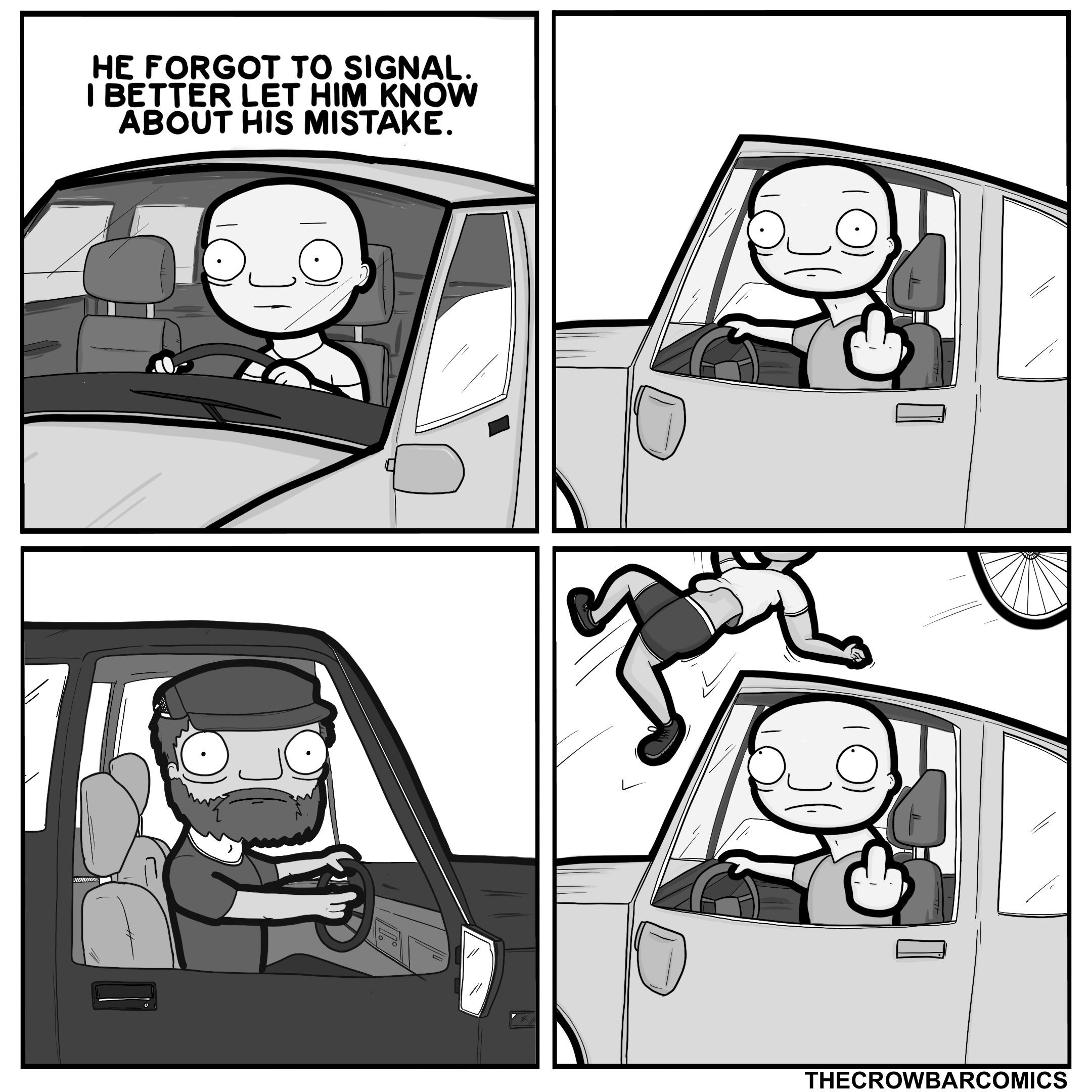 use your signals.