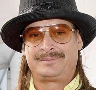 Kid Rock now looks like a middle aged accountant who likes to dress up as Kid Rock