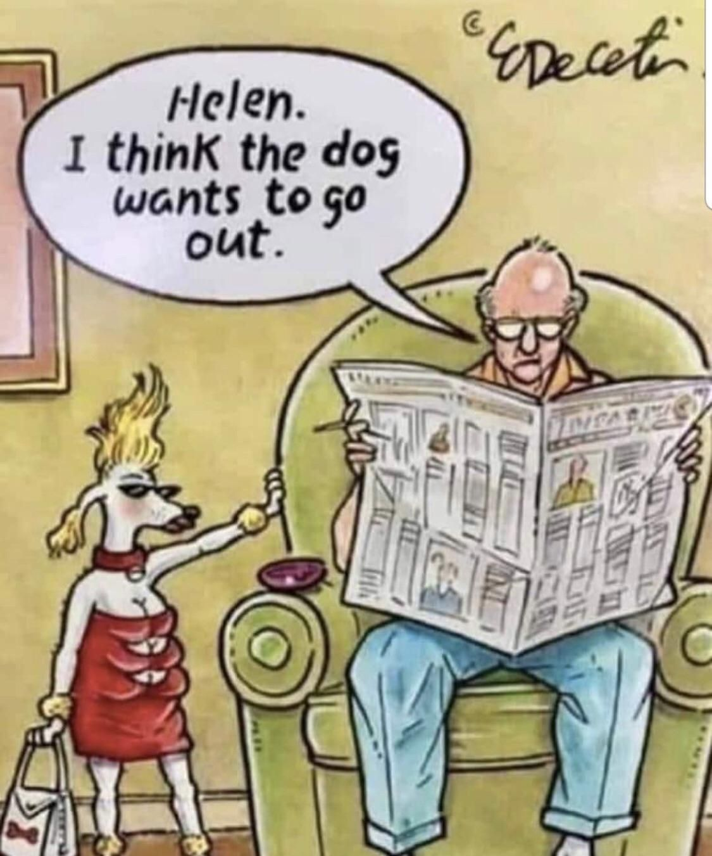 Comic by Eric Decetis