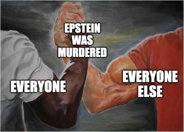 Something we can all agree on
