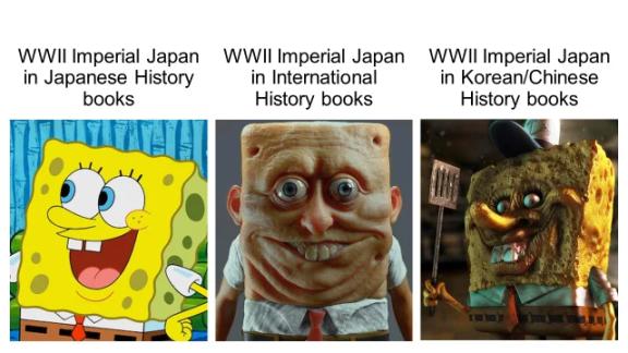 Spongeboob is my fav anime